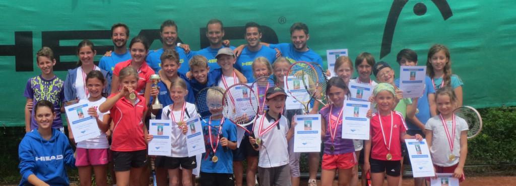 Gruppenfoto Tenniscamp B 2014 - 1920x1080