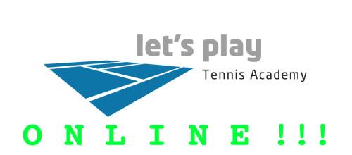 Die Let's Play Tennis Academy geht online …